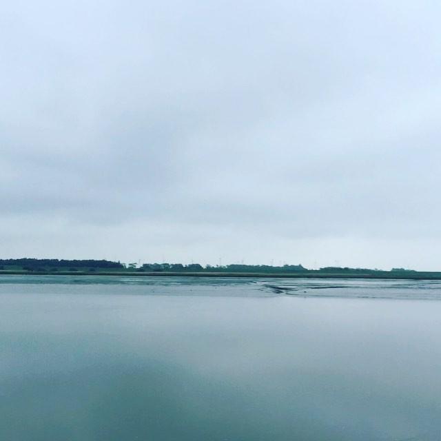 Boatspotting. #timelapse #northsea #eider